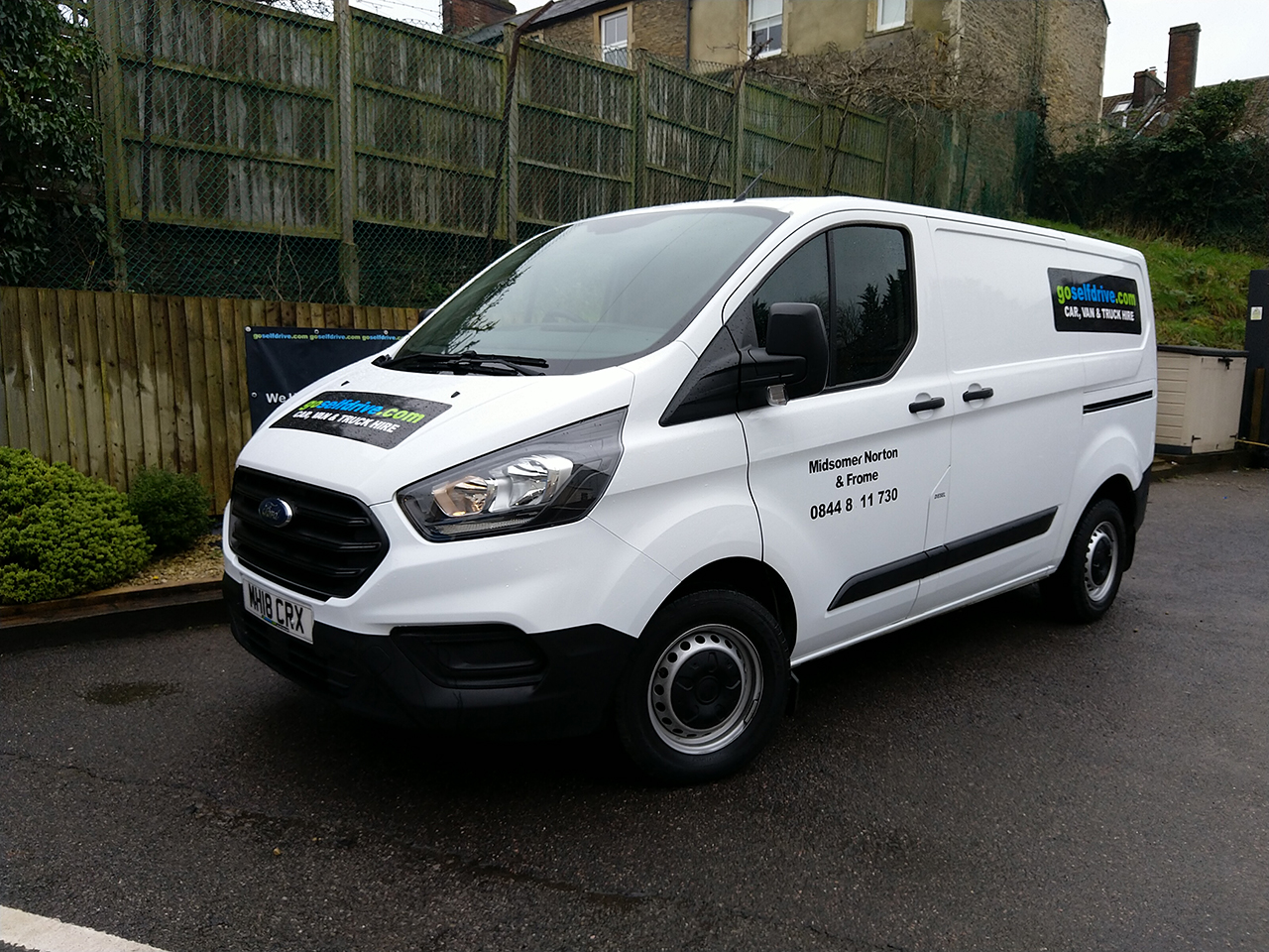448ae70be2 Medium Van Hire for Frome