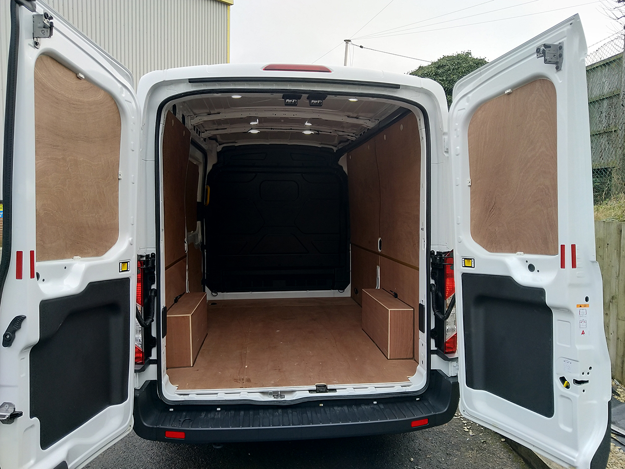 2a282d60e4 Standard Van Hire for Frome