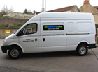 High Roof Van Hire, Frome, Somerset