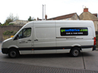 Large Long Wheel Base Panel Van Hire, Frome, Somerset